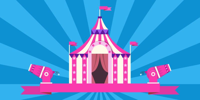 Circus Header 3