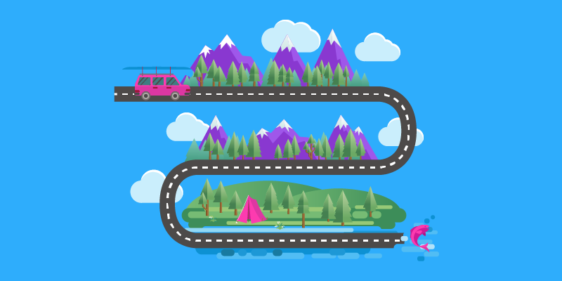 Road map guide to creative content marketing