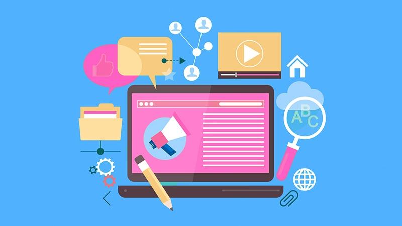 Increasing social media tips - laptop