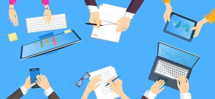 social media sharing for business blogs