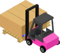 Packaging truck