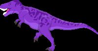Roketto T-rex