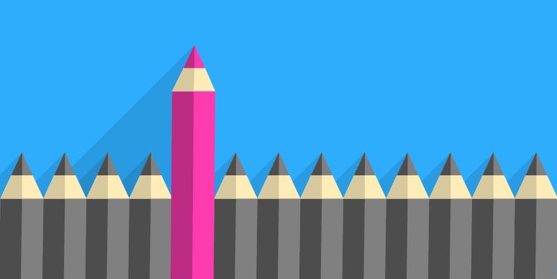 pencils-unique