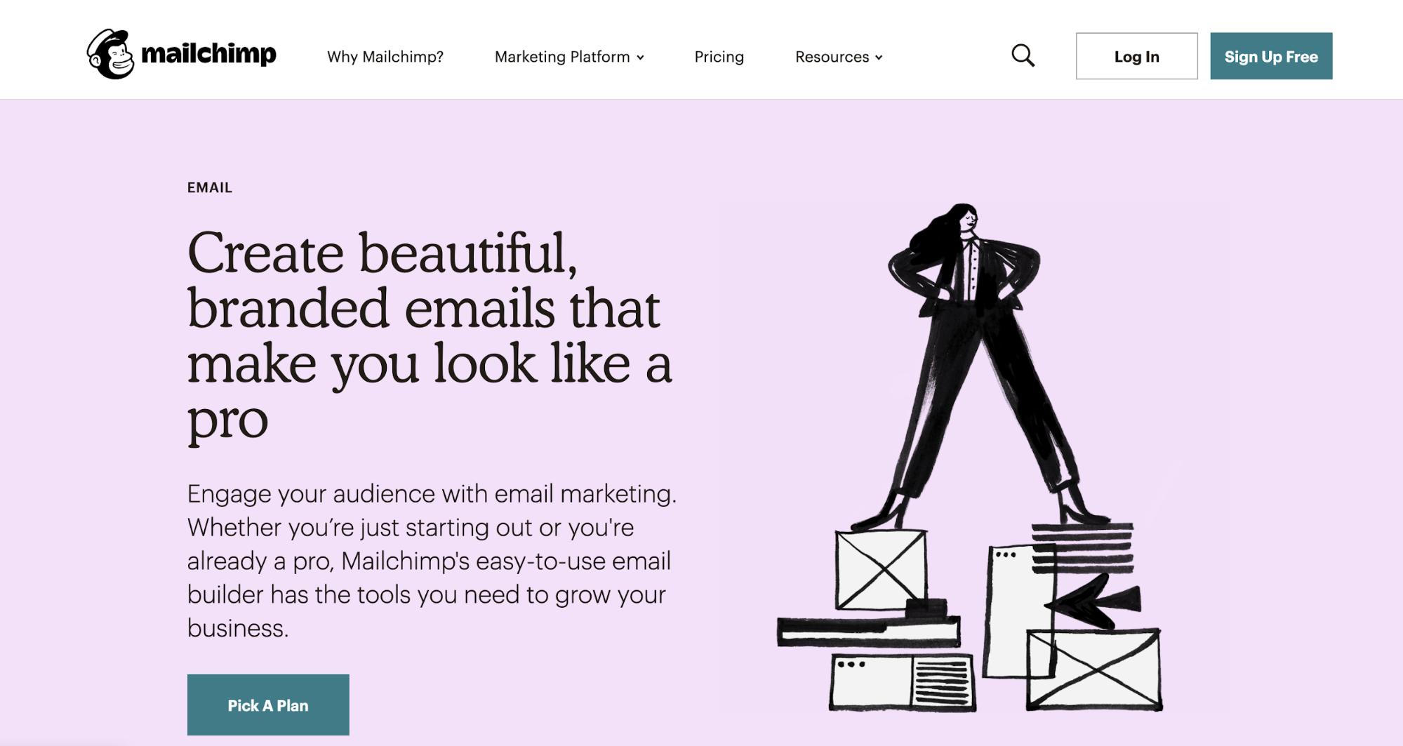B2B Marketing Platforms