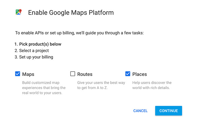 Google Maps API Changes and What it Means for Your Website